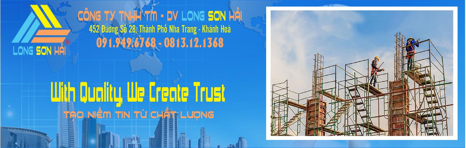 Công Ty TNHH SX – TM – DV Long Sơn Hải